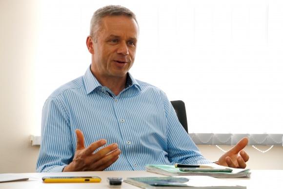 Франк Хатке Bayer Украина: «Будущее создается с помощью инноваций» фото, иллюстрация