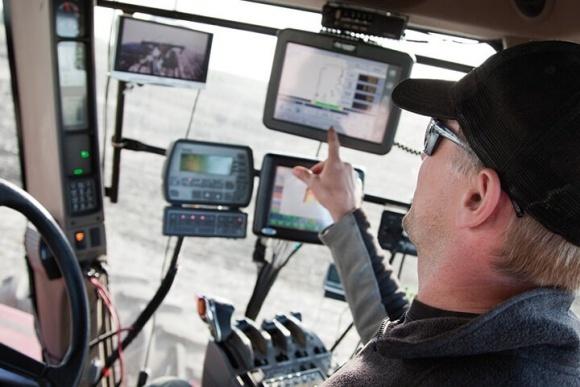 Big Data в больших хозяйствах фото, иллюстрация
