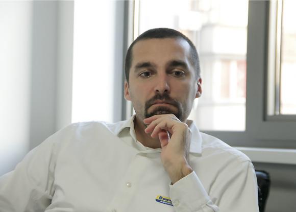 Антуан Ребийар о New Holland Украина : «Очень важно быть активным и креативным» фото, иллюстрация
