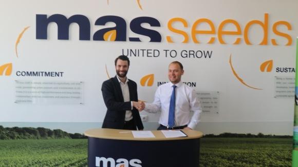 Партнерство с TARANIS обеспечит клиентам MAS Seeds дополнительно 20 ц/га кукурузы или 7 ц/га подсолнечника фото, иллюстрация