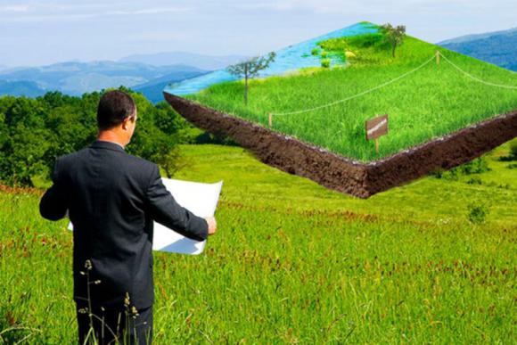Открытие рынка земли: шапкозакидательство Госгеокадастра фото, иллюстрация