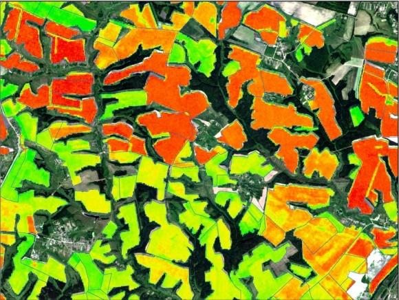 Зачем агробизнесу космические технологии? фото, иллюстрация