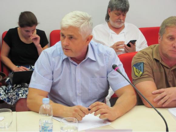 Голова ГО «Аграрна самооборона України» Юрій Крутько: «Рейдерство - це гібридна війна проти фермерів» фото, ілюстрація