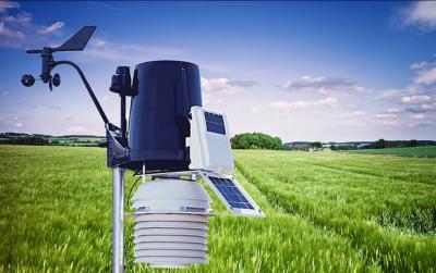 Що потрібно знати фермеру перед тим, як встановлювати метеостанцію фото, ілюстрація