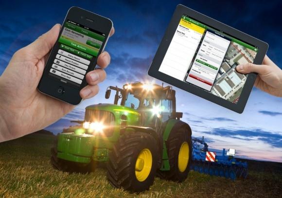 Глобальні системи навігації GPS, ГЛОНАСС, ГАЛІЛЕО, Бейдоу в сільському господарстві фото, ілюстрація