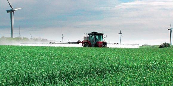 Питание озимых зерновых фото, иллюстрация