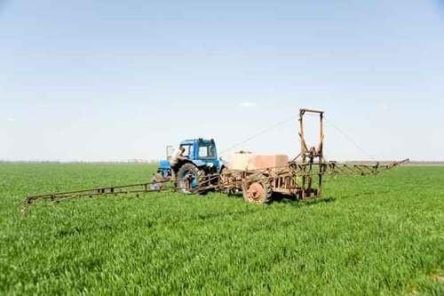 Удобрение пшеницы: не азотом единым фото, иллюстрация