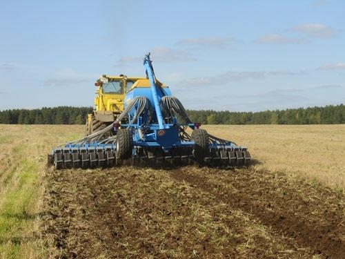 Экономическая эффективность озимой пшеницы при минимальной технологии обработки почвы фото, иллюстрация