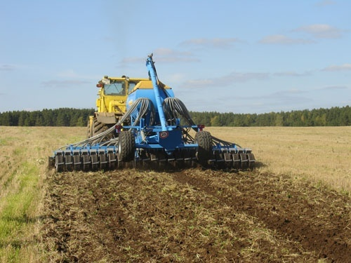 Економічна ефективність озимої пшениці на мінімальному обробітку фото, ілюстрація