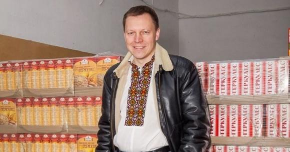 Николай Сафонов ТМ «Козуб Продукт»: «Органический проект - это взращенный ребенок: результат виден только через 2-3 года» фото, иллюстрация