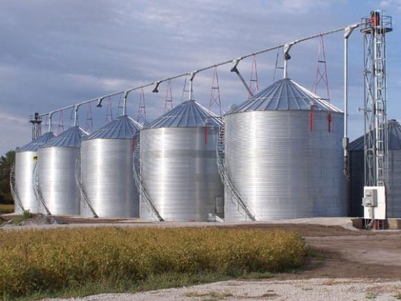 Правильний контроль зерна під час зберігання фото, ілюстрація