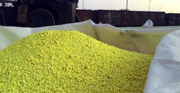 Сера — четвертый макроэлемент для пшеницы фото, иллюстрация