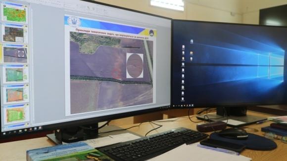 Супутники для фермерів: чому аграріям України потрібні дані з орбіти фото, ілюстрація