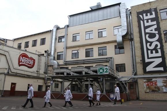 Nestlé и кондитерская фабрика «Свиточ». Бренд с мировым именем фото, иллюстрация
