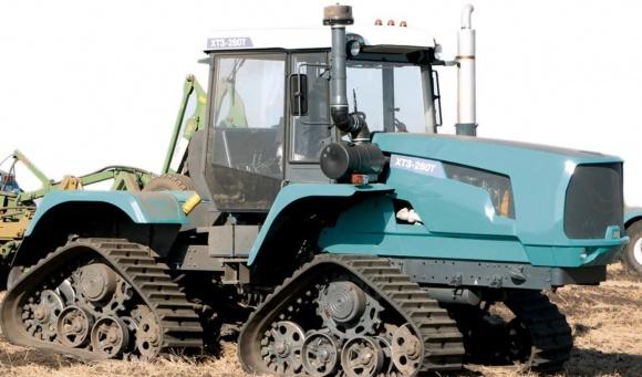 Трактор ХТЗ-280Т зі змінними ходовими системами: практичні випробування фото, ілюстрація