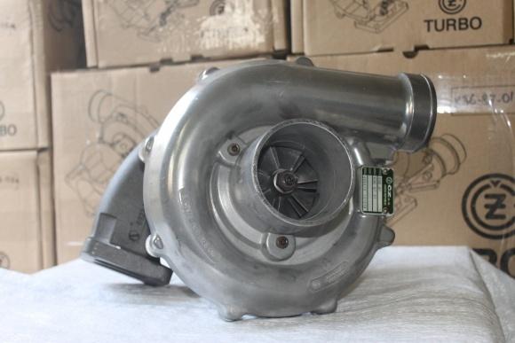 Турбокомпрессор — здоровые «легкие» вашего двигателя фото, иллюстрация