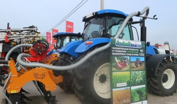 Выхлопные газы трактора как удобрение: практическое применение фото, иллюстрация