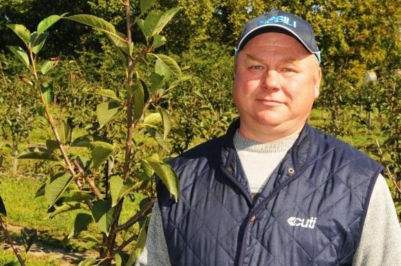 Василий Швец: «Перед закладкой интенсивного яблоневого сада, надо с самого начала опередить конкурентов» фото, иллюстрация