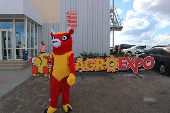 Когда агровыставка Agroexpo идет к фермерам фото, иллюстрация