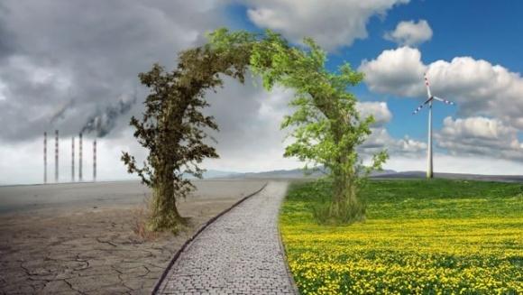Украина 20-я в мировом рейтинге эффективности борьбы с изменением климата фото, иллюстрация