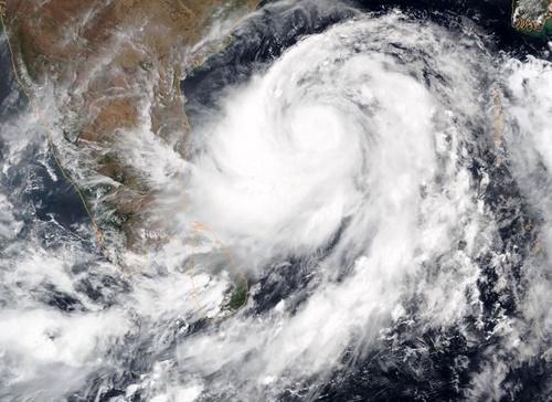 Наслідки циклону «Фані» в Індії призвели до загибелі посівів фото, ілюстрація