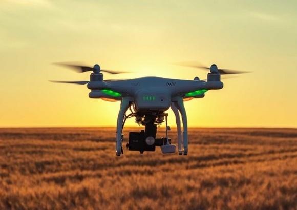 У список компенсації с/г техніки хочуть включити дрони фото, ілюстрація