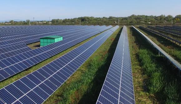 В Яготині побудують сонячну електростанцію фото, ілюстрація