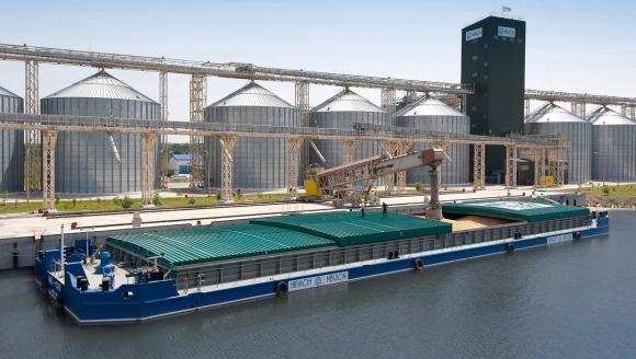 «Нібулон» збільшує місткість зерносховищ Кременчуцької філії до 90 тис. тонн фото, ілюстрація