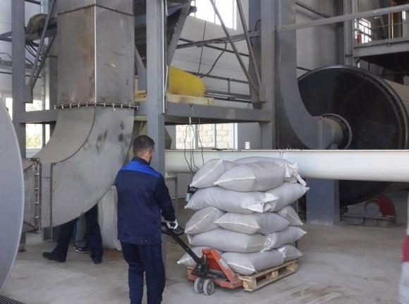 Эксперты Германии гарантируют безопасность деятельности цеха по переработке удобрений в Кривом Роге фото, иллюстрация