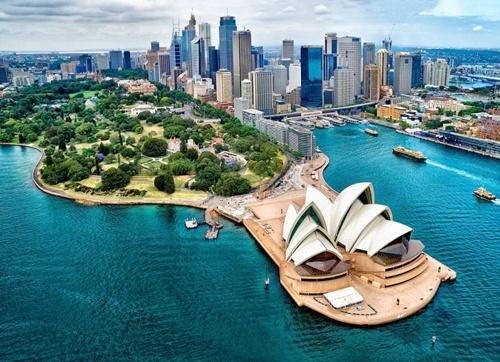 Австралия ожидает наименьшего за 10 лет урожая зерна фото, иллюстрация
