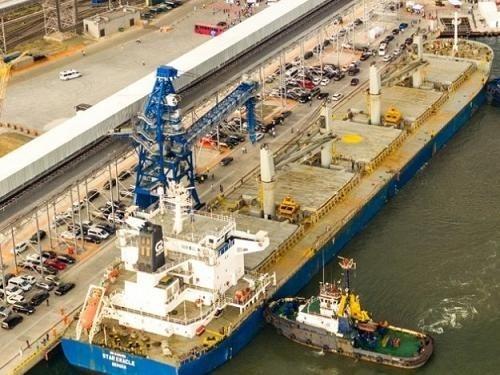 Перше судно з зерном з нового терміналу Neptune було відправлено до Індонезії фото, ілюстрація