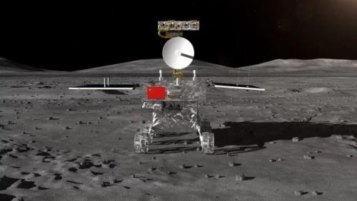 Китайці доправили на зворотний бік Місяця бавовну, ріпак та картоплю фото, ілюстрація