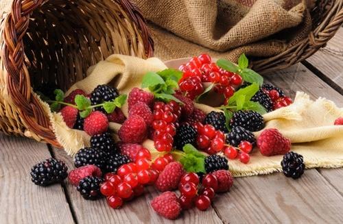 В Україні зростає споживання свіжих ягід в осінньо-зимовий період фото, ілюстрація