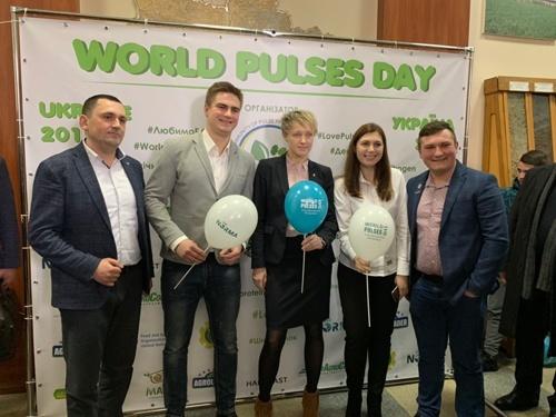 В Україні відсвяткували Всесвітній день бобових фото, ілюстрація