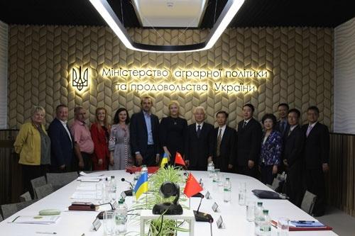 Україна та Китай обговорили актуальні питання двостороннього співробітництва фото, ілюстрація