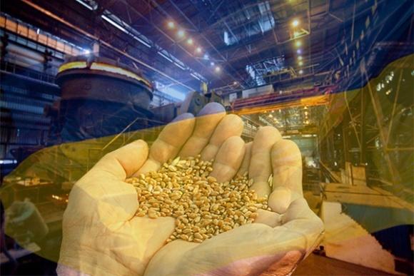 Рейтинг украинских  компаний-экспортеров зерновых в 2016/17 МГ фото, иллюстрация