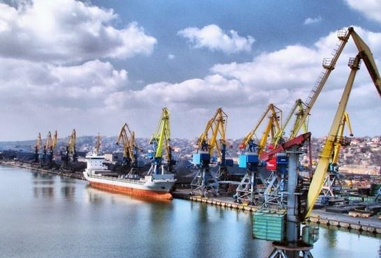 В Мариупольском порту будет построен зерновой комплекс за 467 млн гривен фото, иллюстрация