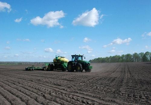 Аграрии Львовской области засеяли яровыми более 90% прогнозируемых площадей фото, иллюстрация