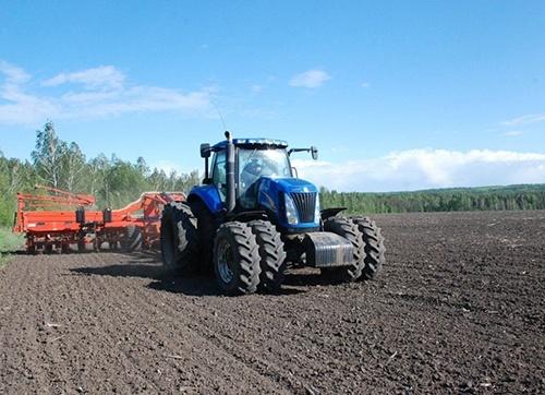 Сумская область начала сев яровых зерновых и зернобобовых культур фото, иллюстрация
