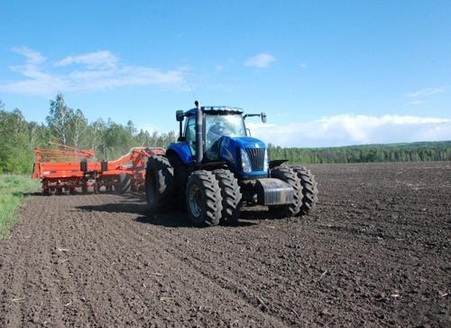 В Украине засеяно 6.7 млн га яровых зерновых культур фото, иллюстрация