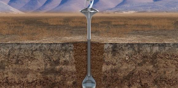 Water Seer: як виробити воду з повітря фото, ілюстрація