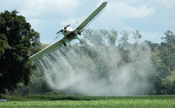 Швейцарские граждане получат возможность проголосовать за полный запрет на использование синтетических пестицидов  фото, иллюстрация