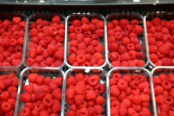 Експорт свіжої малини з України провалився, що негативно позначилося на цінах фото, ілюстрація
