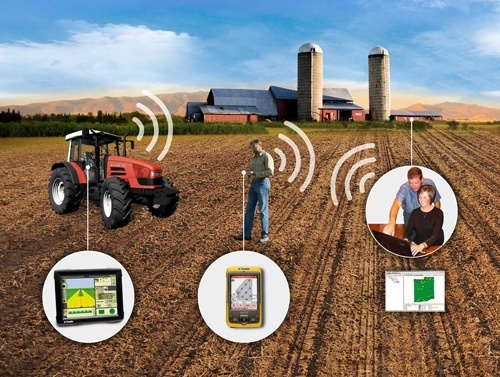 Внедрение точного земледелия повысит эффективность ведения сельского хозяйства, - Топчий фото, иллюстрация