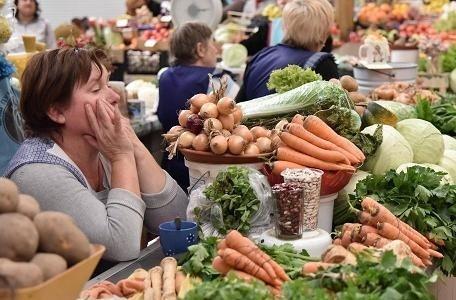Майже половину своїх доходів українці витрачають на харчі, - Держстат фото, ілюстрація