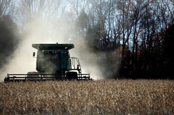 Українські аграрії намолотили більше 54 мільйонів тонн зерна фото, ілюстрація