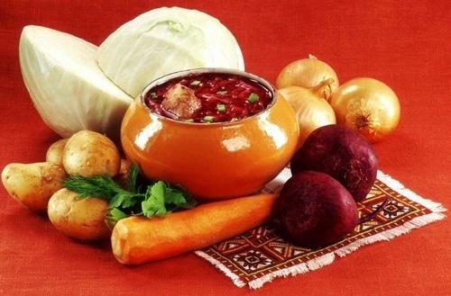 После праздников в Украине подешевели все составляющие «борщевого набора», кроме лука и свеклы фото, иллюстрация
