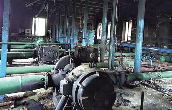 В Одесской области неизвестные вооруженные лица подожгли оросительную станцию фото, иллюстрация