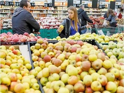 На Херсонщині за яблука платять, як в Польщі фото, ілюстрація