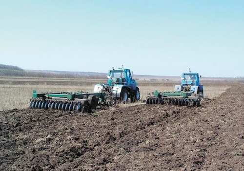 У Криму розпочалася посівна кампанія фото, ілюстрація